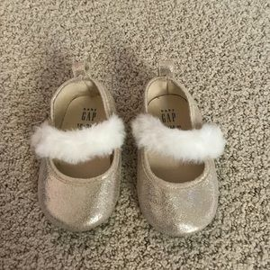 Baby Gap Ballet Shoes